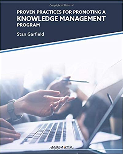 Proven Practices for Promoting a Knowledge Management Program book cover