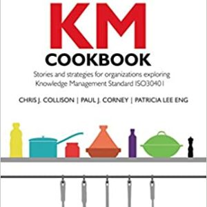 The KM Cookbook book cover
