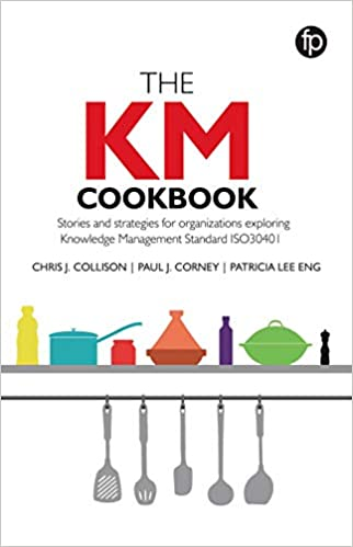 The KM Cookbook book cover