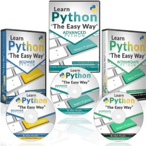 learn python the easy way product image