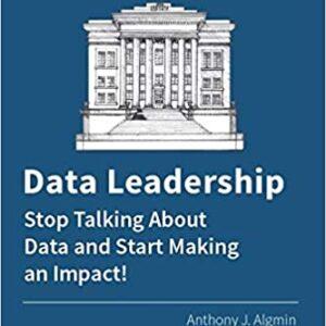 Data Leadership book cover