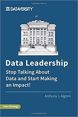 Data Leadership book cover