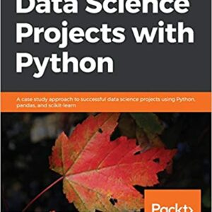 data science projects with python cover