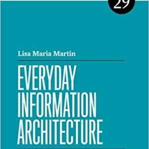 everyday information architecture cover