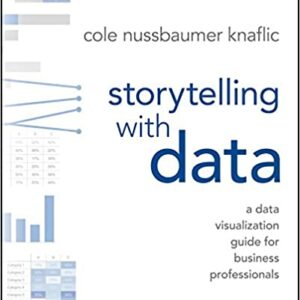 storytelling with data book cover