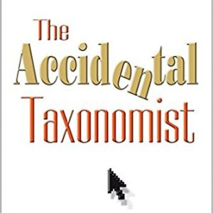 The Accidental Taxonomist book cover