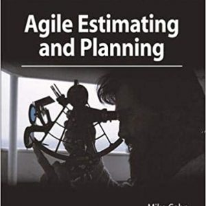 Agile Estimating and Planning book cover
