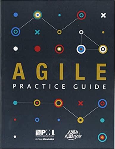 Agile Practice Guide book cover