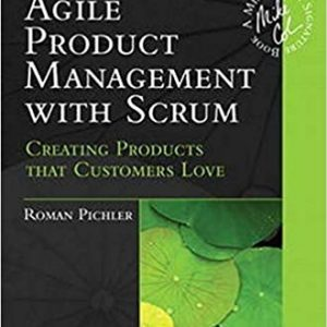 Agile Product Management with Scrum book cover