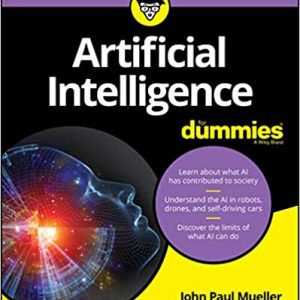 Artificial Intelligence For Dummies book cover