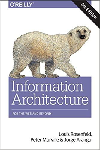 Information Architecture- For the Web and Beyond book cover