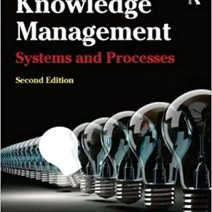 KM systems and processes book cover
