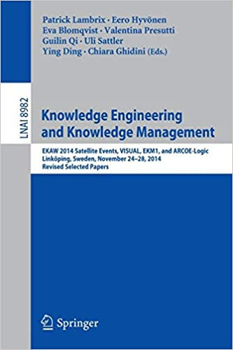 Knowledge engineering and knowledge management book cover