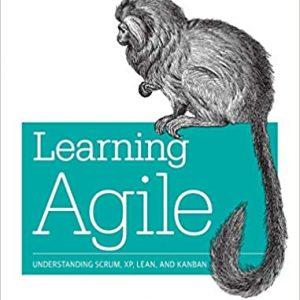 Learning Agile book cover