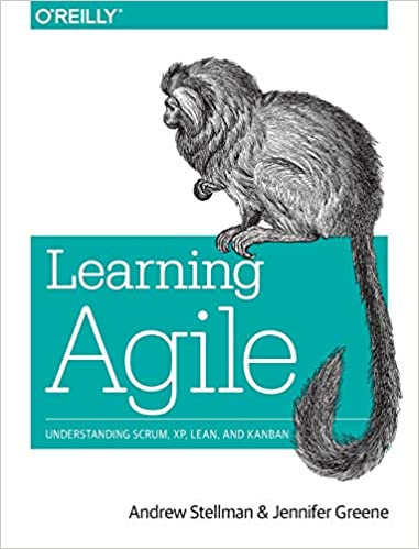 Learning Agile book cover