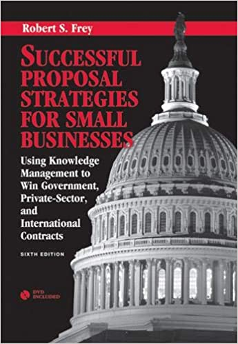 Successful Proposal Strategies for Small Businesses book cover