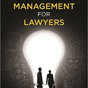 km for lawyers book cover