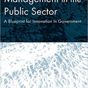 knowledge managment in the public sector book cover